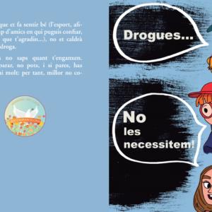 Llibre (digital): Drogues… NO les necessitem!