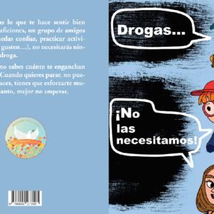 Libro (digital): Drogas… ¡No las necesitamos!