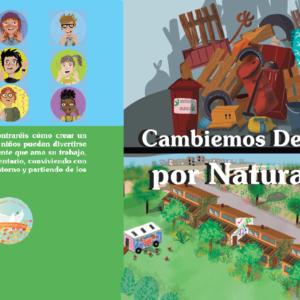 Libro (digital): Cambiemos desechos por naturaleza